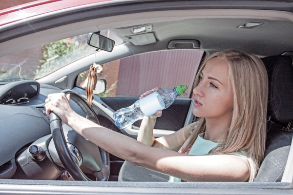 Как сделать в машине жару