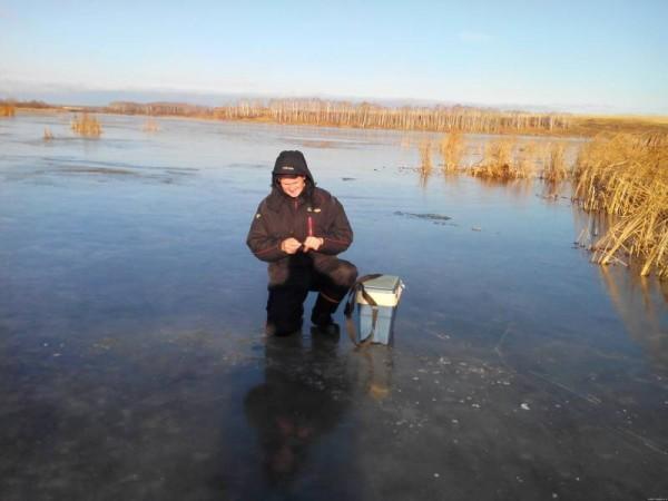 рыбалка в никитинке