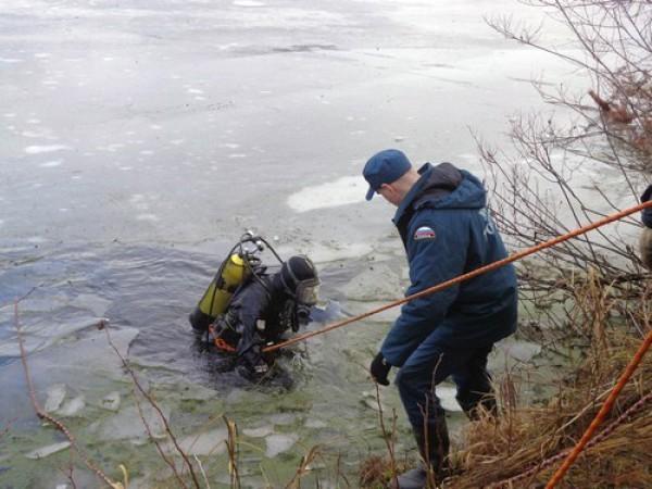 в калуге утонул рыбак