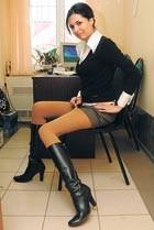 Видно чулки у сотрудницы банка фото, большие задницы темы