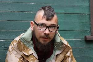 Калужанин отправился пешком в Крым