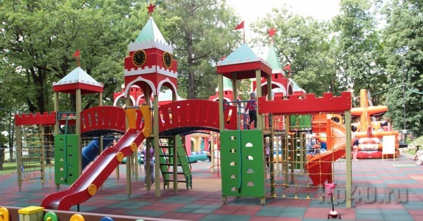 Цена обещания: «Кремль» в парке стал платным