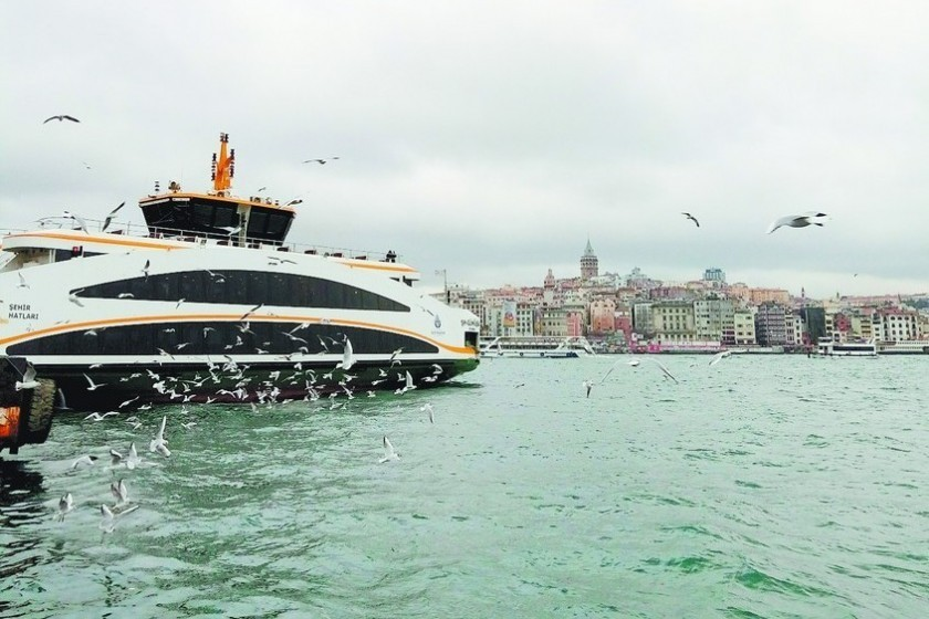 Четыре дня в объятиях Стамбула