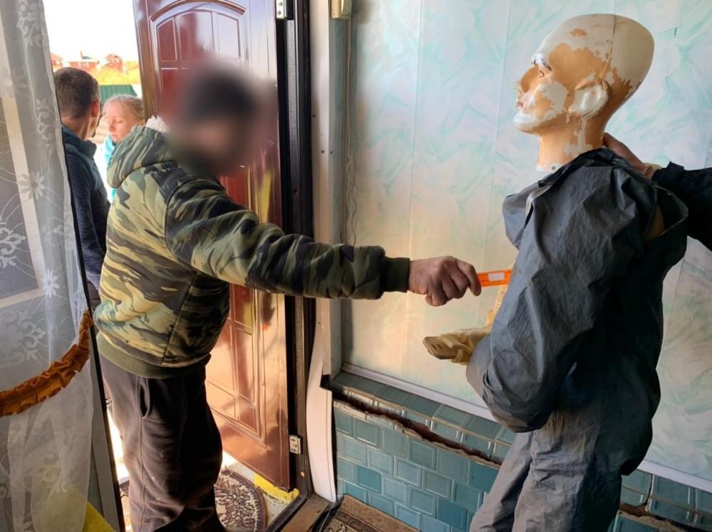В Калужской области мужчина убил соседку за наведение порчи
