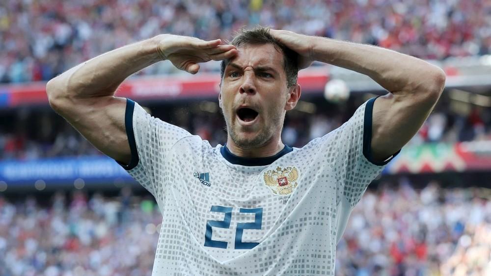 Калужане обратились к российским футболистам