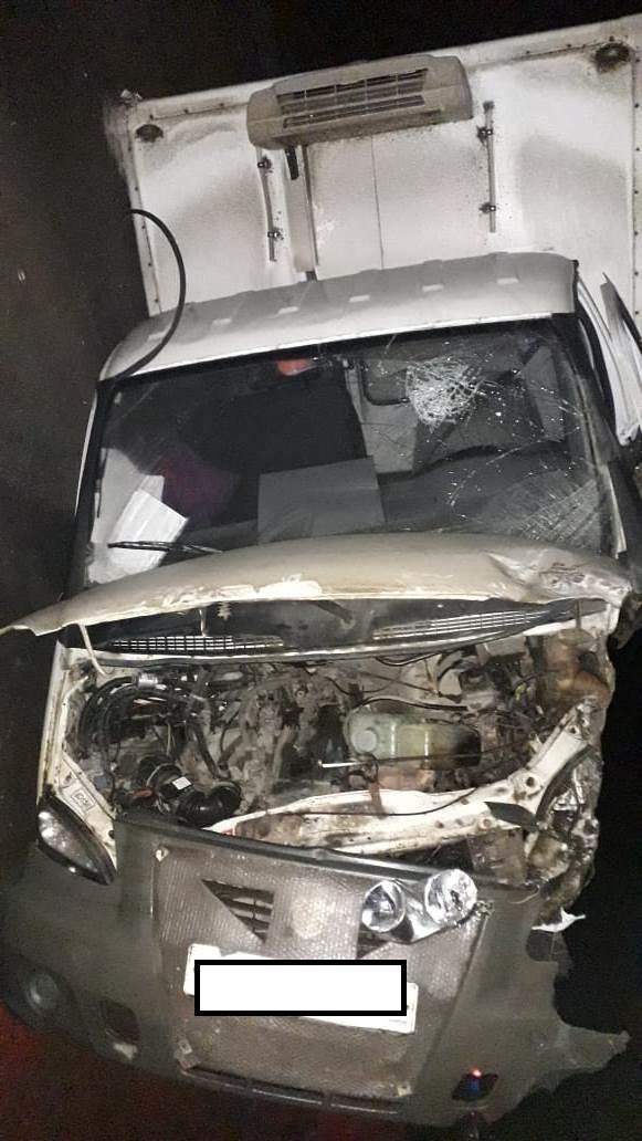Газель протаранила Хендай, погибли два человека
