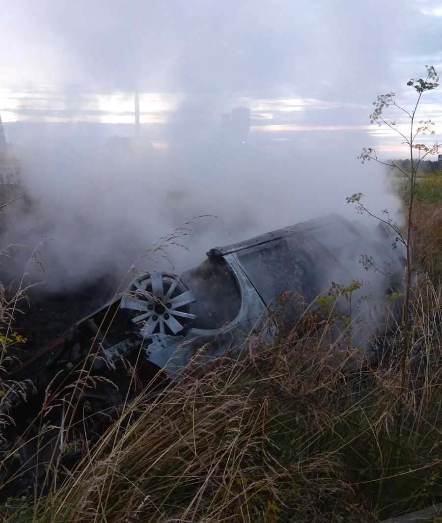 ДТП в Калужской области погиб водитель