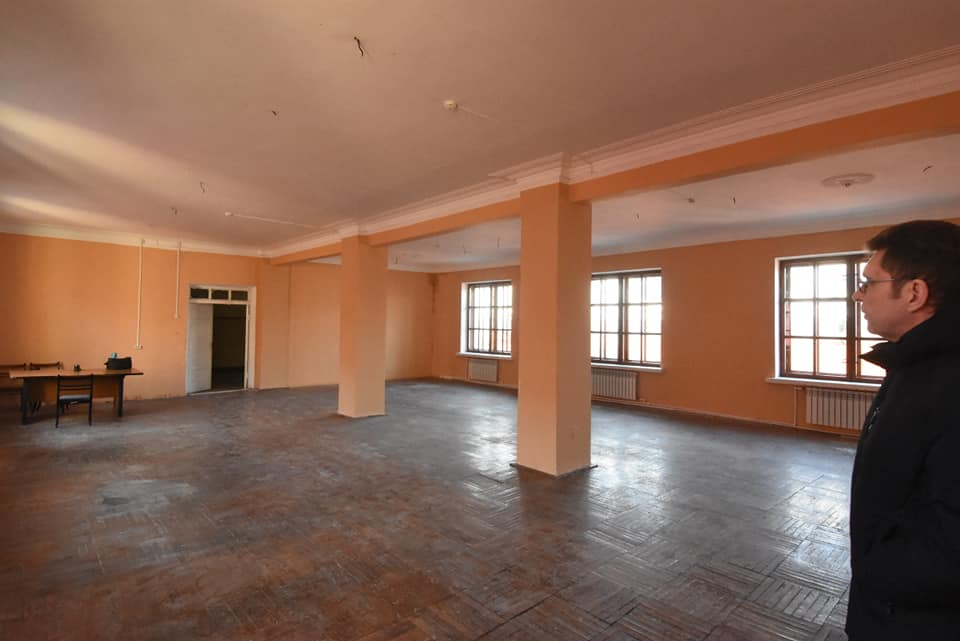 Музей архитектуры откроют в Калуге.