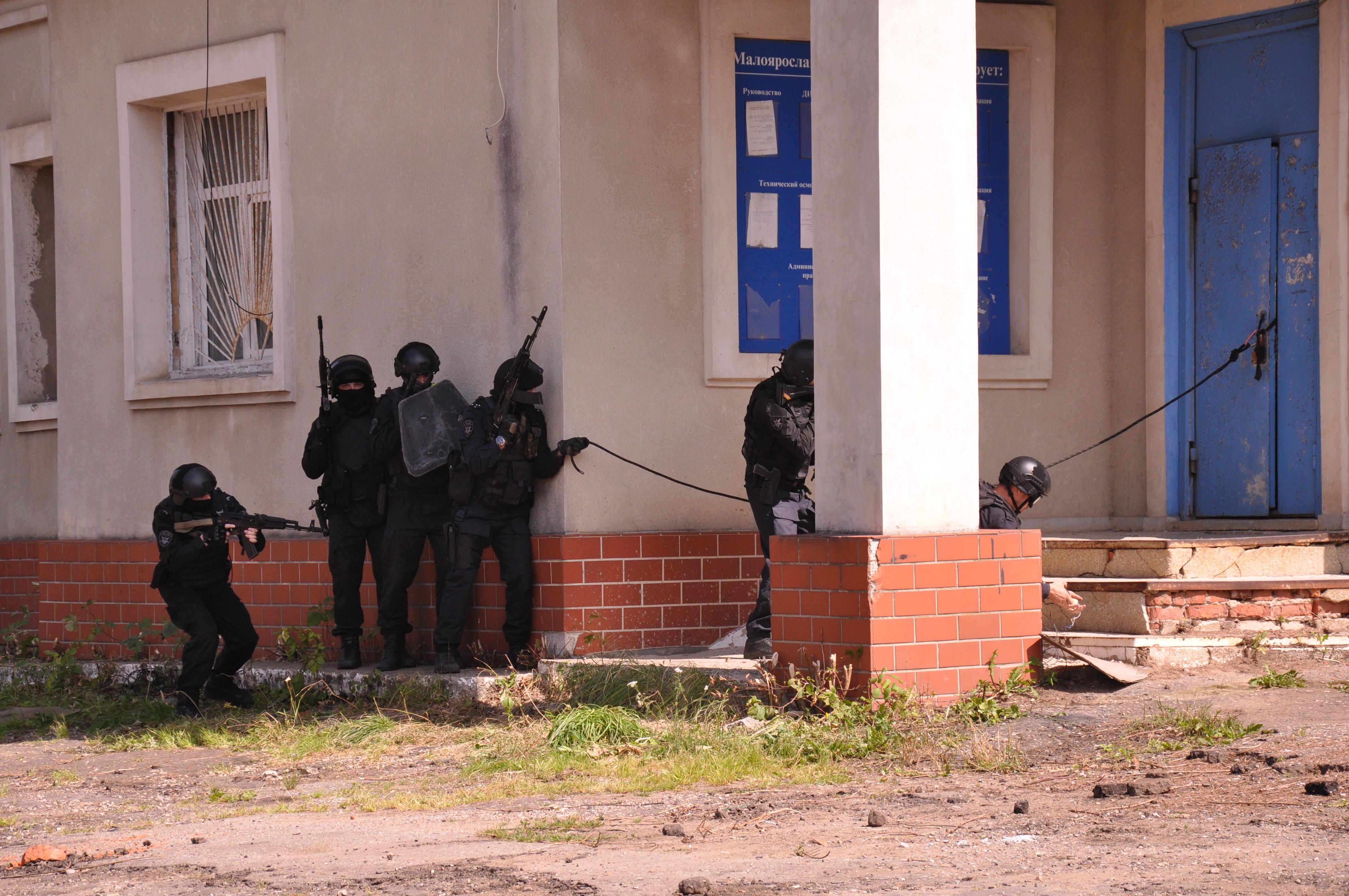Учения ФСБ террористы Калужская область