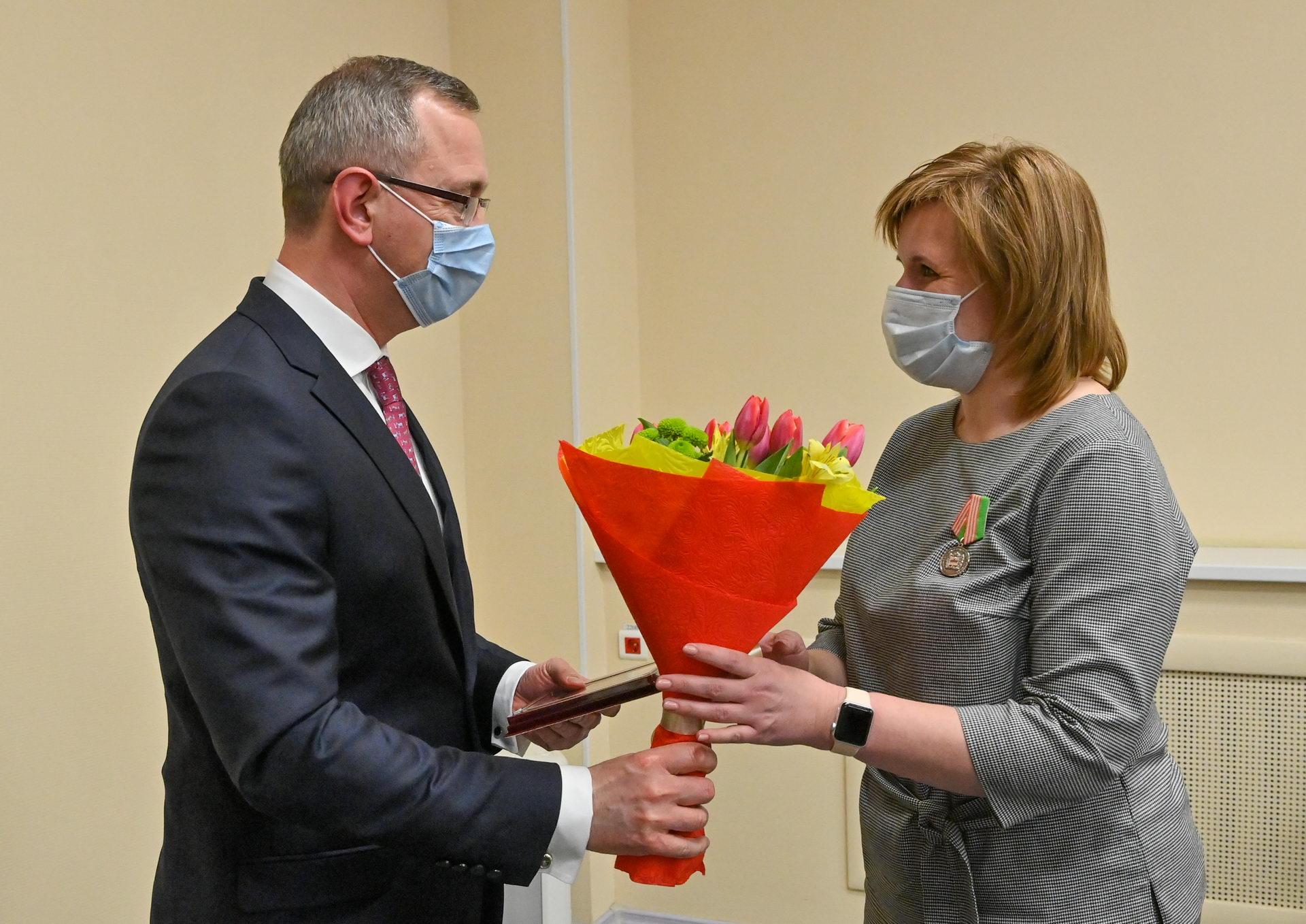 Награждение губернатор калужской области владислав шапша 3 февраля 2021 года