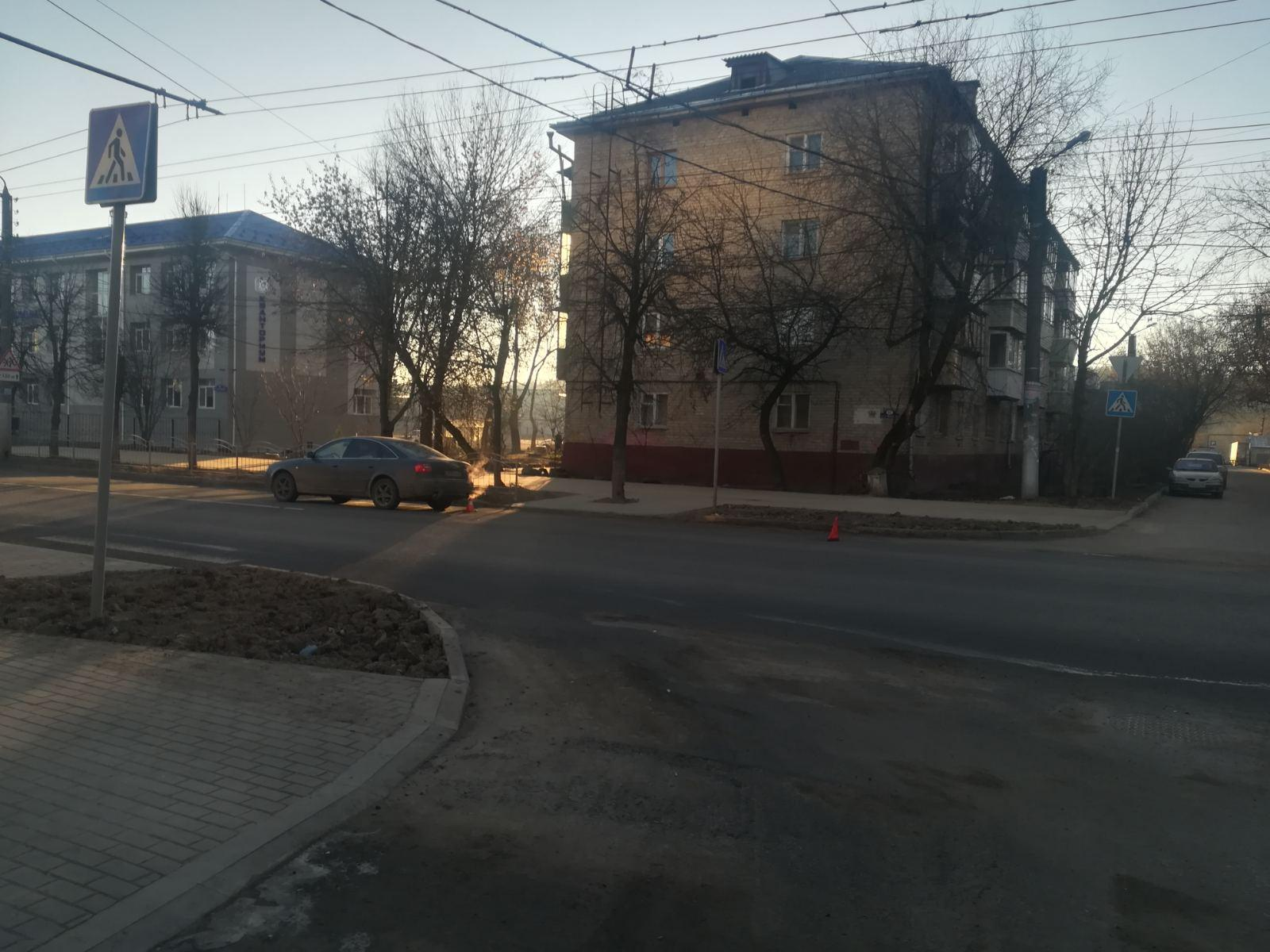 ДТП Калуга Салтыкова-Щедрина 10 декабря