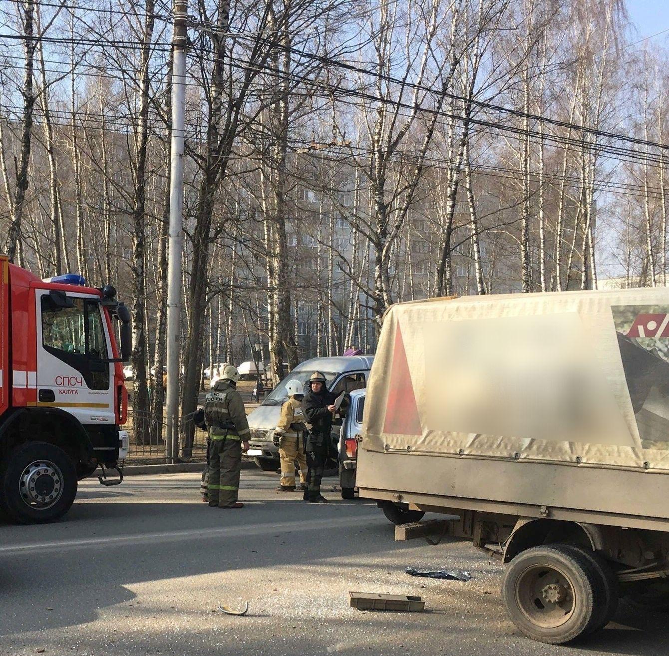 Авария Московская Калуга