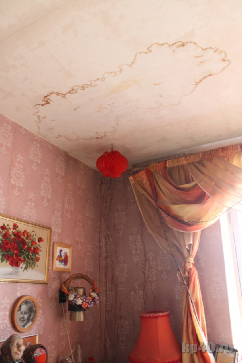 при капитальном ремонте крыши залили квартиру