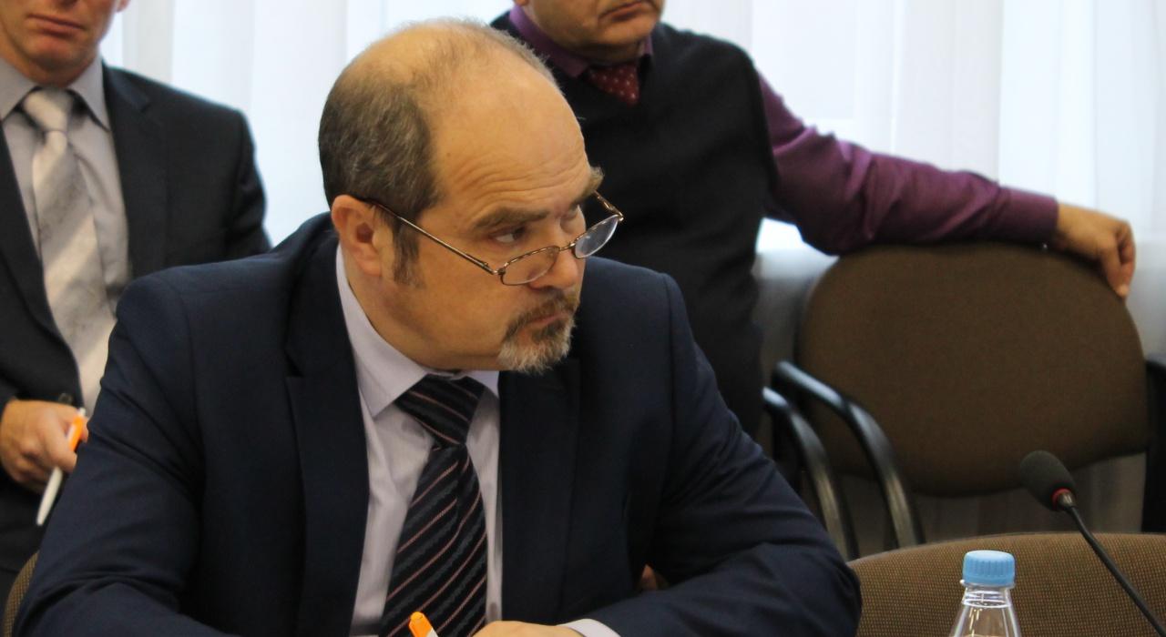 Вячеслав Лежнин Калуга Обнинск Министр ЖКХ