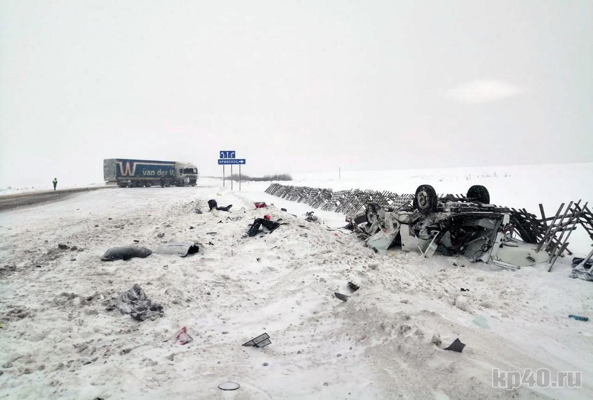 ДТП Калужская область скорая помощь