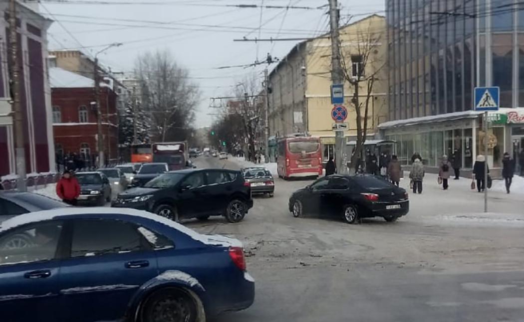 ДТП Калуга Московская