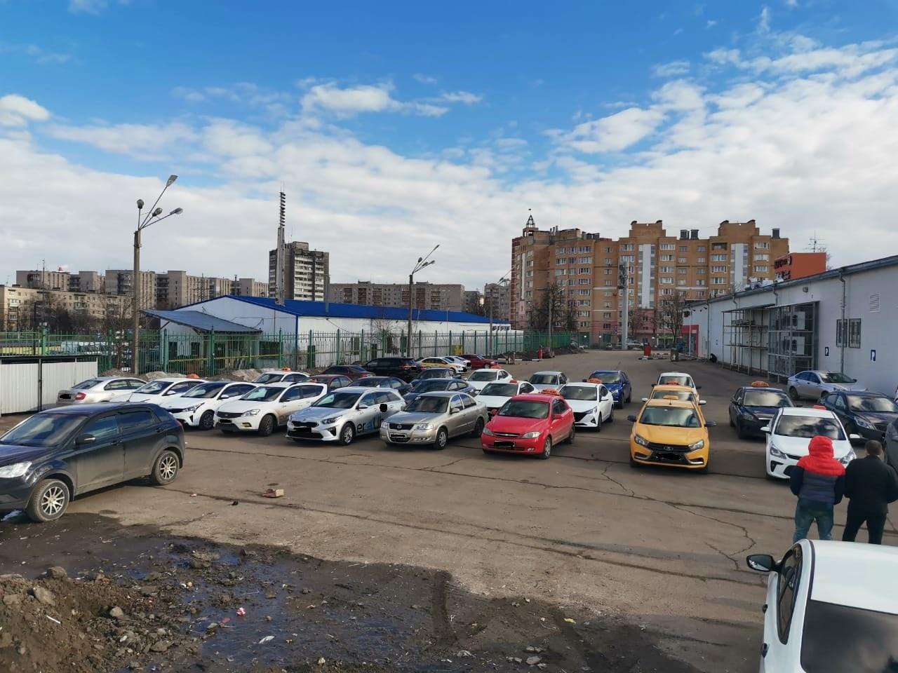 калуга яндекс такси забастовка